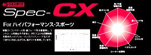 SPEC-CXの詳細をみる。